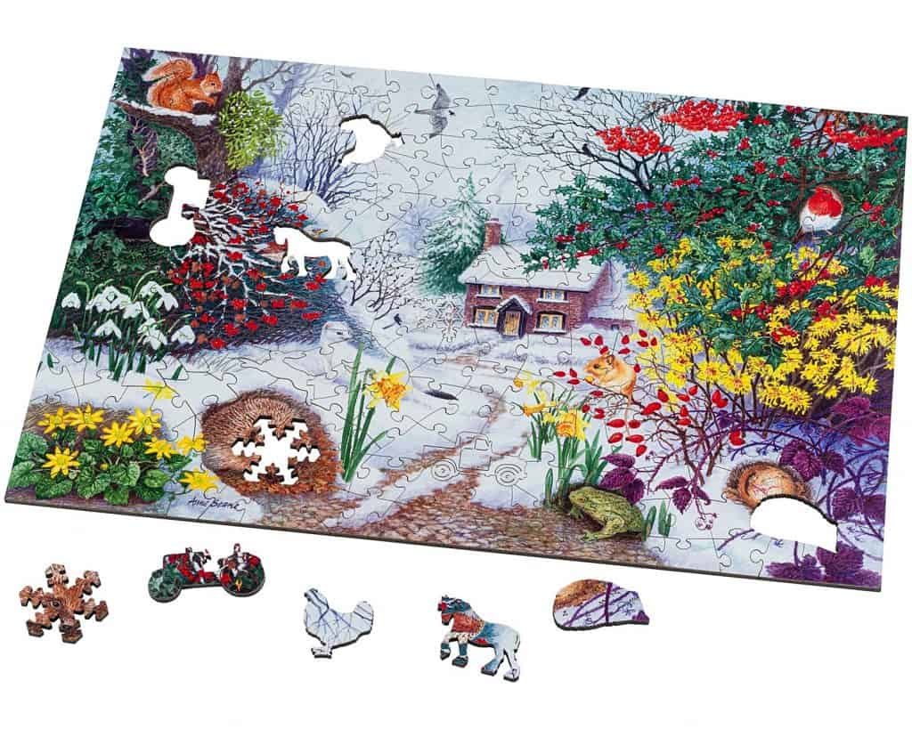 Wentworth Jigsaw Puzzle