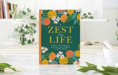 A-Zest-For-Life book