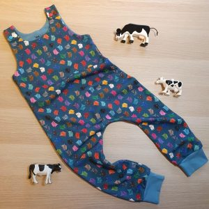 The rascal romper by mog and bug